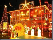 Christmas lights increase intermittency